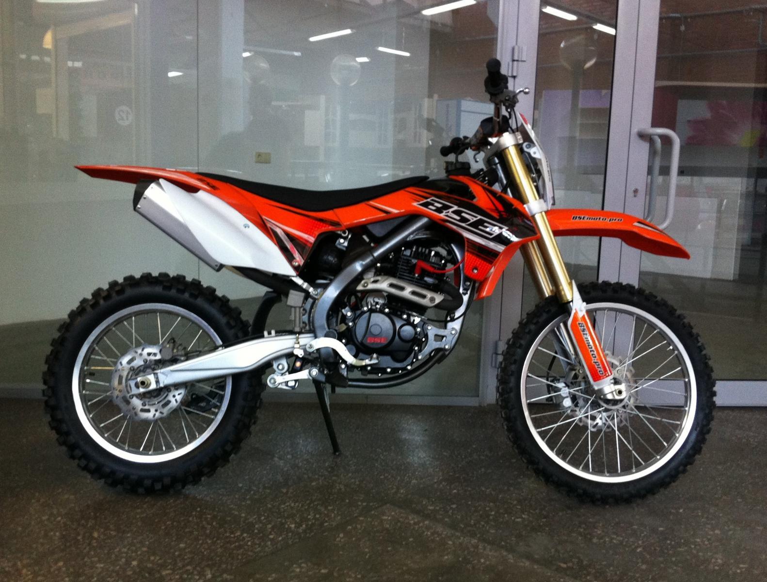 Кроссовый Мотоцикл bse j2 250e 19 16 #2
